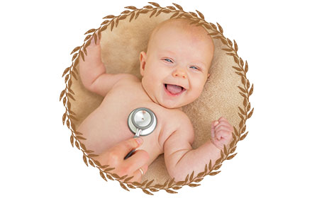 La salud del bebé